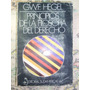Principios De La Filosofía Del Derecho - G. W. F. Hegel