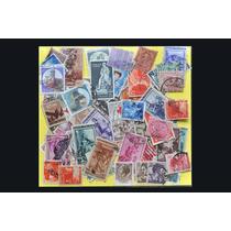 Itália - 100 Selos Diferentes Carimbados - Oportunidade!