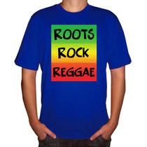 Camisa Reggae Roots Rock Reggae