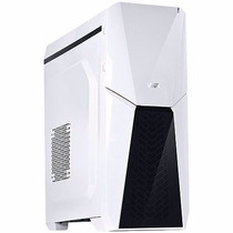 Gabinete Pc Gamer Midtower Vx Cyclone Branco Vinik Oferta
