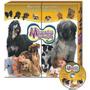 Libro Mis Mascotas De Cartón 8 Tomos + 1 Cd-rom