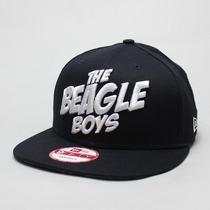 Boné Os Irmãos Metralha Snapback Aba Reta The Beagle Boys