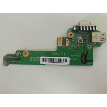 C2 - Placa Usb Notebook Hbuster 1401-210 Usado