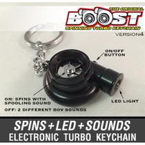 Llavero Turbo Con Sonido Y Luz!