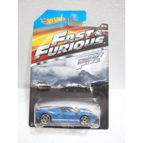 Hot Wheels Rapidos & Furiosos Ford Gt-40 Azul 8/8