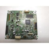 Mini System Sony Hcd-gpx 7g Placa Cd Sony Cxd90013r
