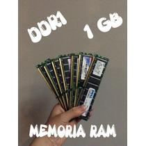 Rematamos Memoria Ram Ddr1 De 1gb , Pc2700 Y Pc3200,
