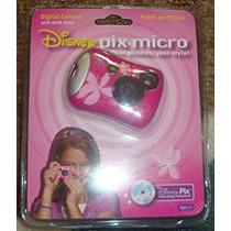 Juguete Cámara De Disney Pix Micro Digital
