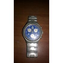 Reloj Swatch Tres Piñones En Buen Estado