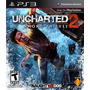 Ps3 Uncharted 2 Impecable Español Local Banfield