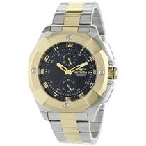 Relógio Invicta 7299 Signature Ii - Banhado A Ouro