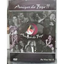 Dvd Amigos Do Fogo 2 / Ao Vivo.