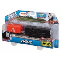 Tren Diesel Trackmaster A Pila. Thomas&friendsfisherprice