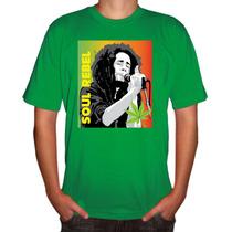 Camisa Reggae Soul Rebel
