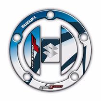 Adesivo Protetor Bocal Moto Fuel Cap Suzuki Gsx-650f