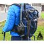 Mochila Trekking Camping Viajes Montaña 40 Litros Reforzada!