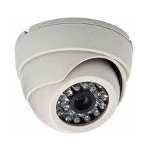 Câmera Vigilância Cftv Infravermelho Ccd Digital 1000 Linhas