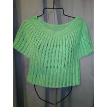 Sueter Tejido A Crochet Para Damas