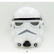 Mascara Darth Vader Plastica Star Wars -solo Queda Clon-
