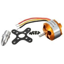 Motor Brushless 2208 2600kv Lipo Turnigy Aviao Futaba Jr
