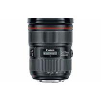 Lente Canon Ef 24-70mm F/2.8l Ii Usm Notaa E Garantia 24 Mes