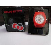 Hermoso Reloj Marca Hello Kitty