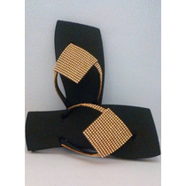 Chinelo Decorado Divergence Com Strass Dourado Exclusivo!