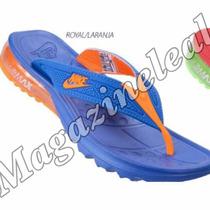 Chinelo Sandália Unissex Nike Gel Air Max Frete Gratis