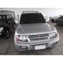 Sucata Mitsubishi Pajero Full 3.2 Diesel 2002 (vend Em Pçs )