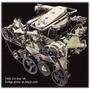Motor Intrepid 3.3 Año 1994. Trancado