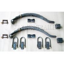 Kit E35 - Elásticos 5 H C/ 2º 45x06 Y Movimiento P Trailer