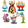 Play Set Disney Store - Alicia En El Pais De Las Maravillas