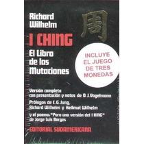 I Ching Libro De Las Mutaciones - Wilhelm - Incluye Monedas