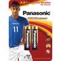 Pilha Panasonic Aa Power Alcalina Com 2 Unidades