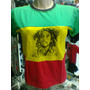 Babylook Bob Marley Cores Jamaica Reggae