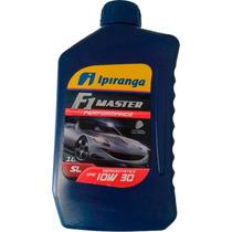 Óleo Ipiranga Sae 10w30 F1 Master Plus Api Sl 1 Litro