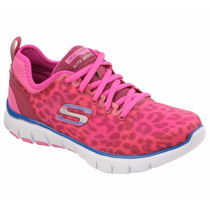 Zapatos Skechers Para Damas Flex Appeal 12131 - Hpk