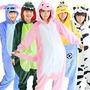 Pijamas Enterizas Moda Coreana A Solo S/100