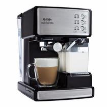 Maquina Mr Coffee Cafe Barista Espresso Maker Bvmc-ecmp1000