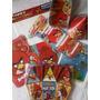 Combo De Fiesta Infantil Angry Birds 118 Piezas