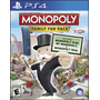 Jogo Novo Lacrado Monopoly Family Fun Pack Para Ps4