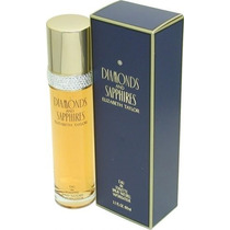 Diamantes Y Saphiro 100ml Dama De Elizabeth Taylor Perfume