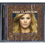Kelly Clarkson. Greates Hits.cd+dvd Original Nuevo