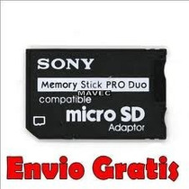 $ 50 Adaptador Pro Duo A Micro Sd En Mexicali