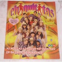 Álbum Chiquititas - Panini - Completo