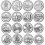 Monedas 25 Centavos: Parques Nacionales Y Colonias