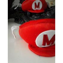 Gorra De Mario Bros