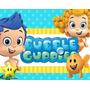 Kit Imprimible De Bubble Guppies Diseñá Tarjetas Y Mas