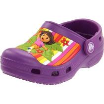 Promoção!sandálias Da Dora E Scooby Doo Originais!