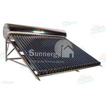 Calentador Solar Alta Presión 300 Litros. Acero Inoxidable